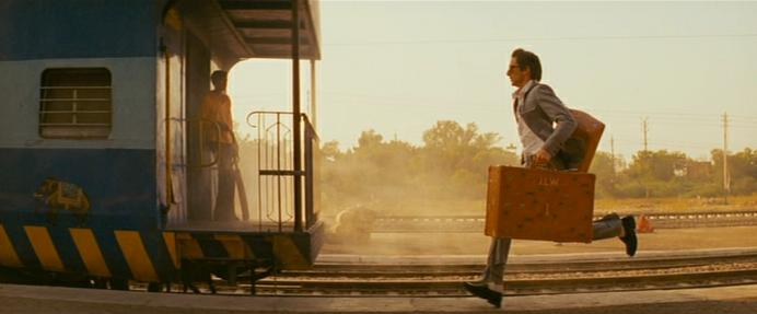 Wes Anderson, 'Il treno per il Darjeeling'